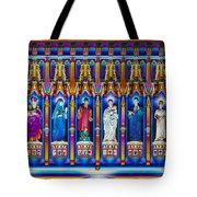 The Light Of The Spirit Westminster Abbey Tote Bag
