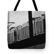 The Light Rail Tote Bag