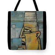The Lighthouse Keeper Poster Tote Bag