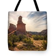 The Lighthouse - Palo Duro Canyon Texas Tote Bag