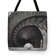The Lighthouse Stairs Tote Bag