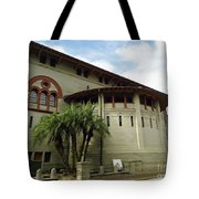 The Lightner Museum Tote Bag