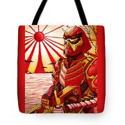 The Lights Guard Tote Bag