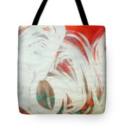 The Lion And The Swan  Tote Bag