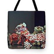 The Lion Dance Camarillo  Tote Bag