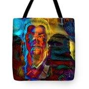 The Lion Emperor  Tote Bag