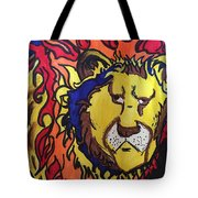 The Lions Mane. Tote Bag