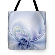 The Liquidity Of Thought Tote Bag