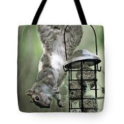 The Little Acrobat Tote Bag
