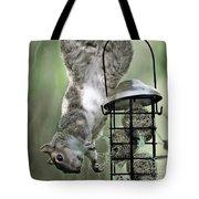 The Little Acrobat Tote Bag