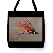 The Little Brown Trout Tote Bag