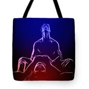 The Little Death Tote Bag