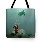The Little Gardener Tote Bag