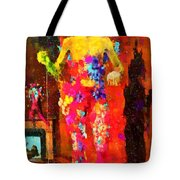 The Little Girl - Pa Tote Bag
