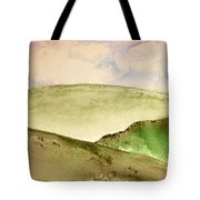 The Little Hills Rejoice Tote Bag