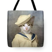 The Little Rascal Tote Bag by Martine Roch