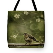 The Little Robin Tote Bag