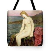 The Little Sea Maid  Tote Bag