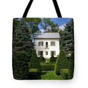 The Little White House Tote Bag
