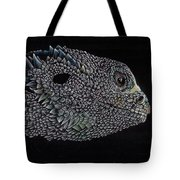 The Lizzard Tote Bag