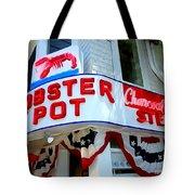 The Lobster Pot #1 Tote Bag