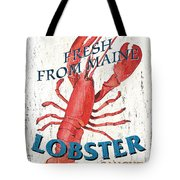 The Lobster Pot Tote Bag