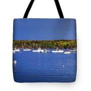 The Lobstering Armada Tote Bag