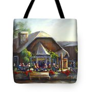 The Local Grill And Scoop Tote Bag