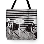 The Local Ted Talk Tote Bag