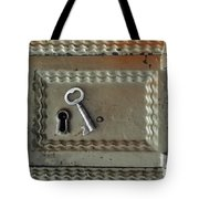 The Lock Box Tote Bag
