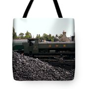 The Locomotive Yard Tote Bag