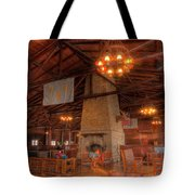 The Lodge At Starved Rock State Park Illinois Tote Bag