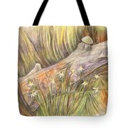 The Log Tote Bag