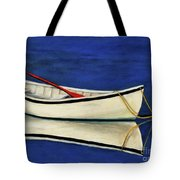 The Lone Boat Tote Bag
