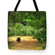 The Lone Survivor Tote Bag