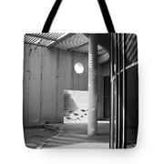 The Lonely Circle  Tote Bag