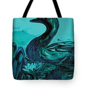 The Lonely Duck Tote Bag