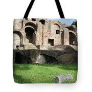 The Lonely Pillar Tote Bag