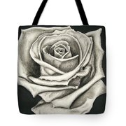 The Lonely Rose Tote Bag