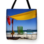 The Lonely Sea And The Sky Tote Bag