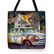 The Lonesome Hotel Tote Bag