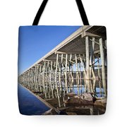 The Long Bridge Tote Bag