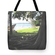 The Long Dock Tote Bag