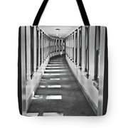The Long Hall Tote Bag