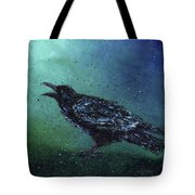 The Long Night Ends Tote Bag