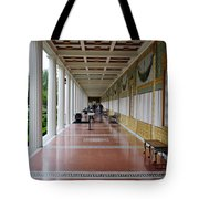 The Long Walk Tote Bag