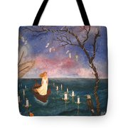 The Longest Journey. Tote Bag