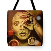 The Look Of Things Tote Bag