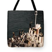 The Lookout Gang Tote Bag