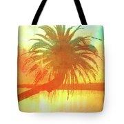 The Loop Palm Textured Tote Bag